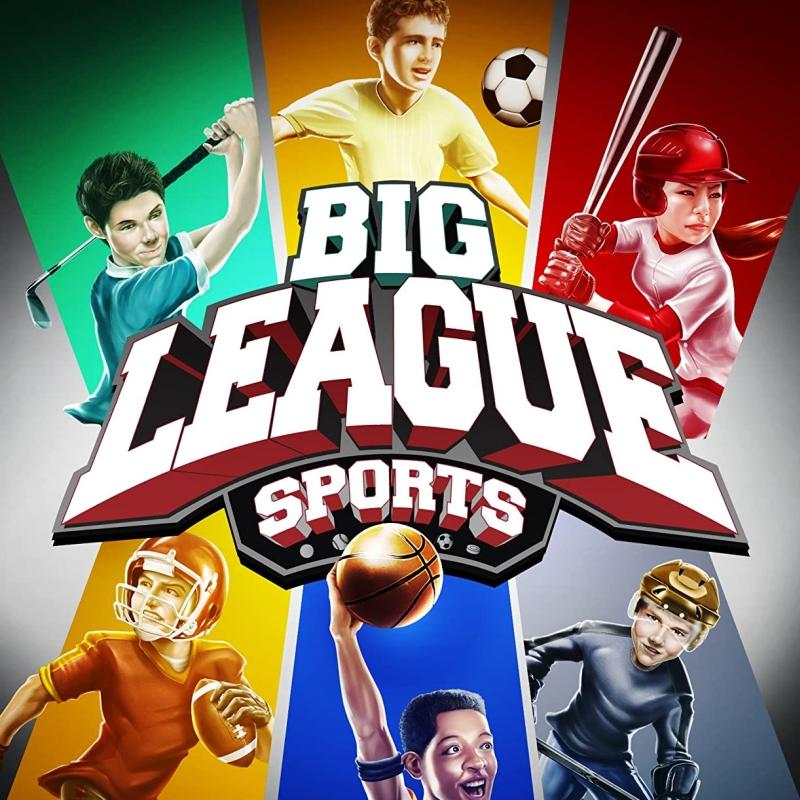 Big League Sports poster