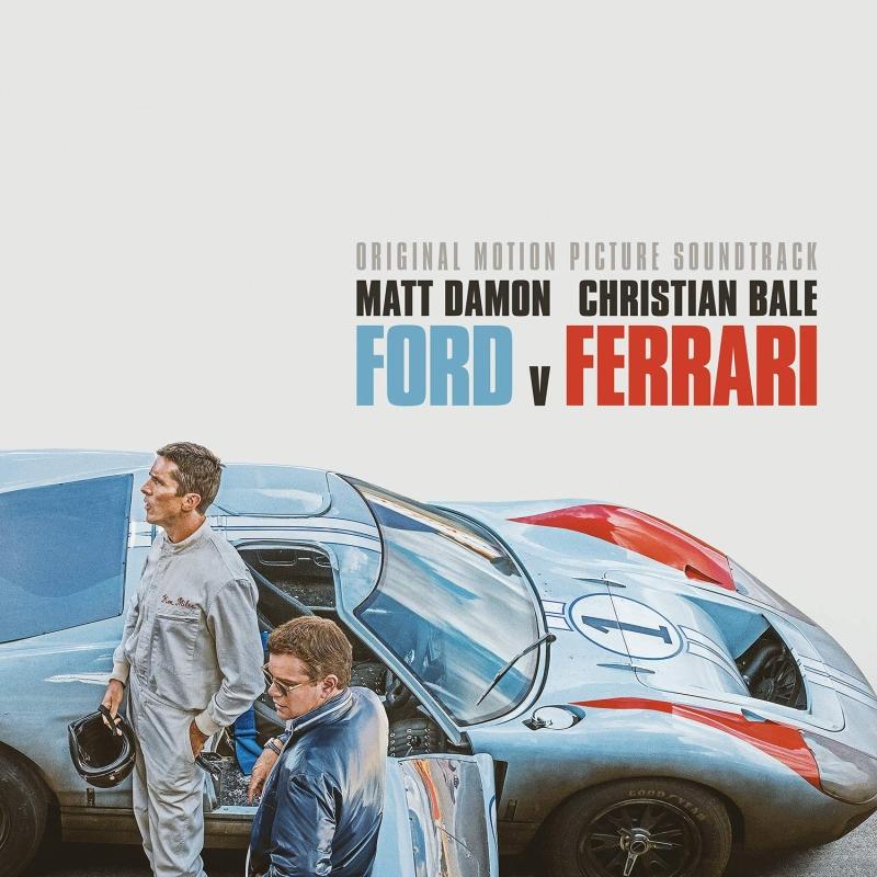 Ford против Ferrari poster