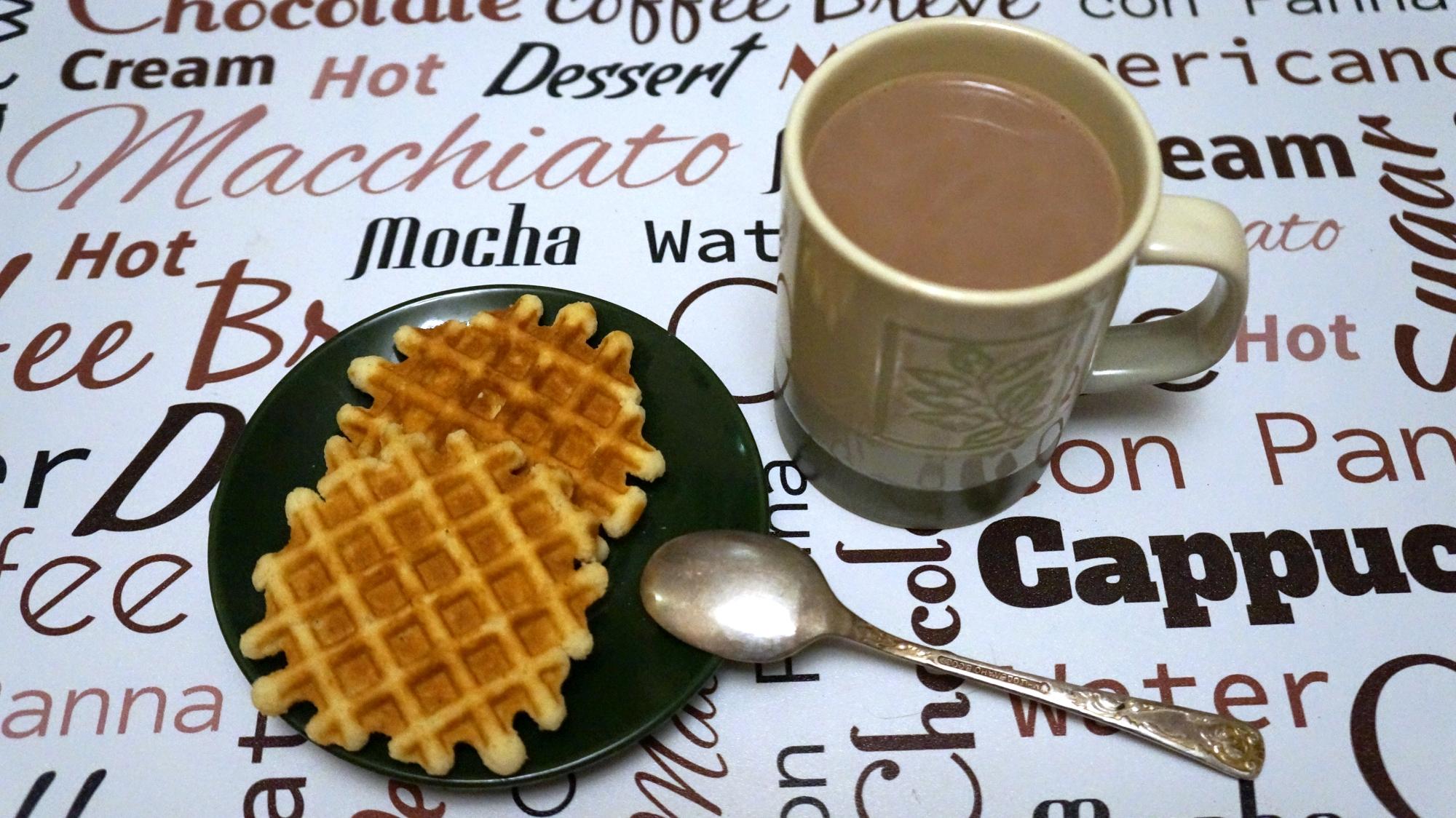 Горячий шоколад ICS Сливочный с печеньем