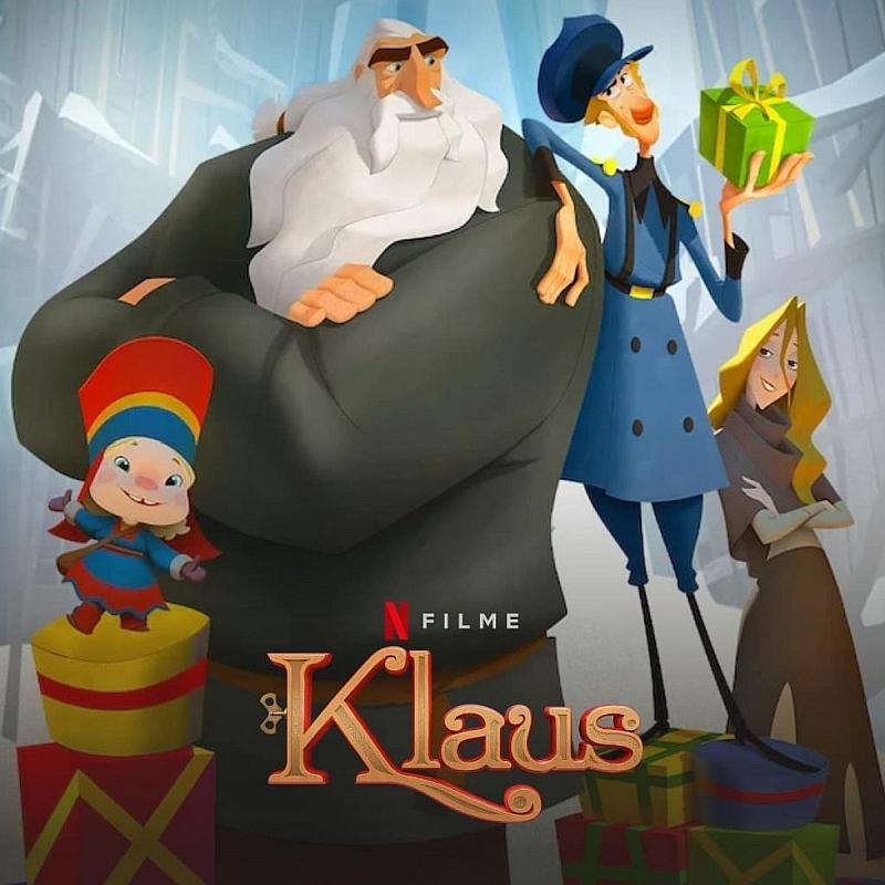 Klaus постер фильма