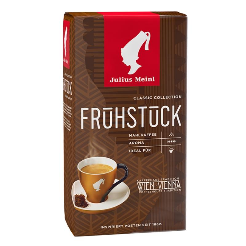 Кофе молотый Julius Meinl Frühstück poster