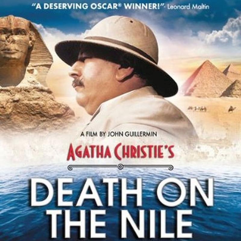 Смерть на Ниле 1978 poster
