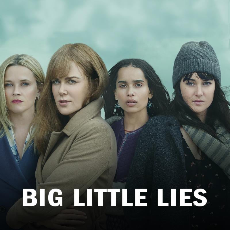 Big Little Lies (2017) сериал poster