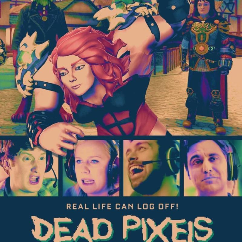 Dead Pixels (2019) сериал poster