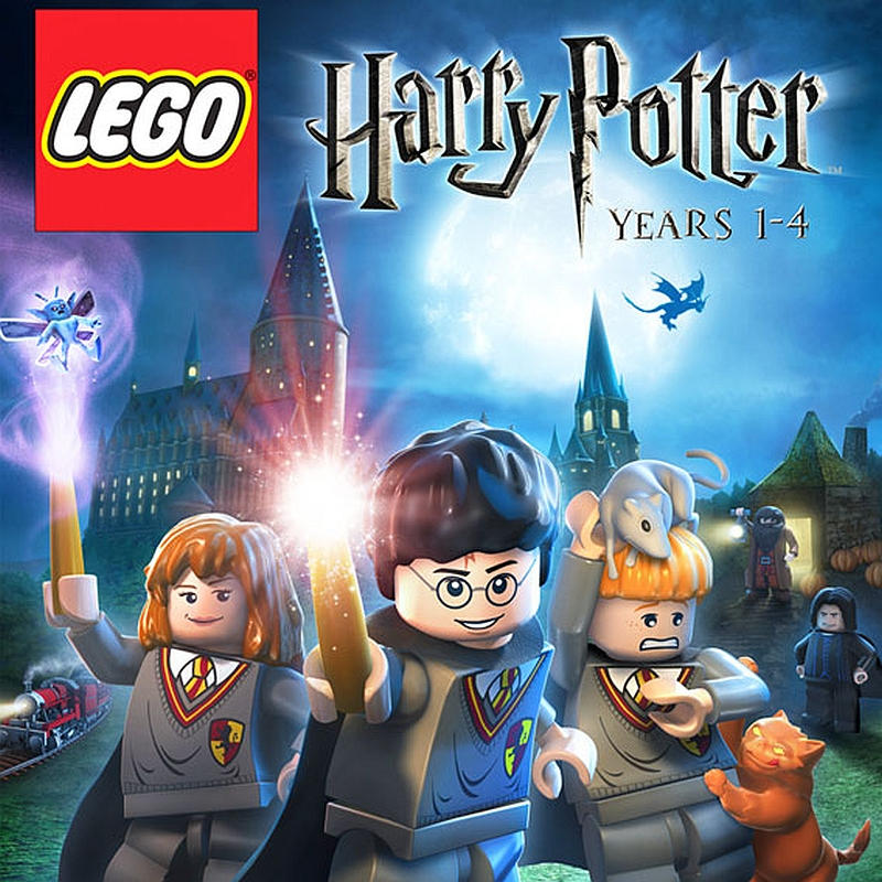 LEGO Harry Potter Years 1-4 Xbox 360 poster