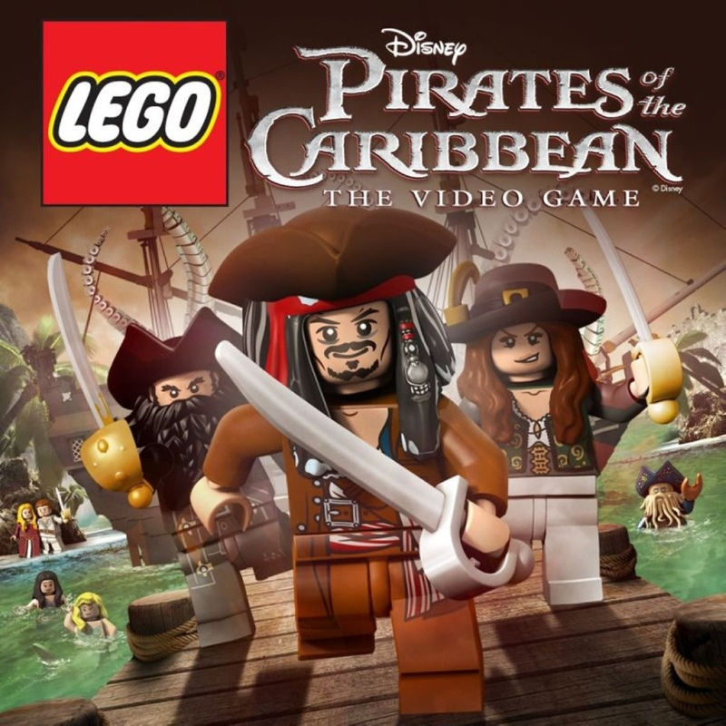 LEGO Pirates of the Caribbean: The Video Game (Xbox 360) poster