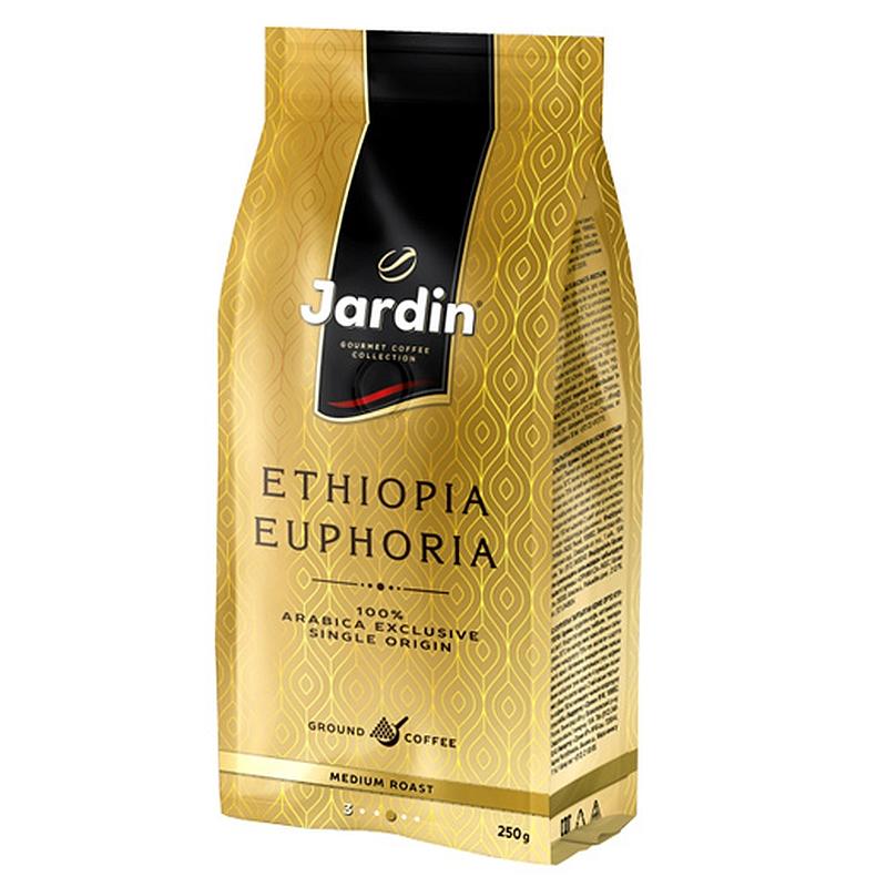 Кофе молотый Jardin Ethiopia Euphoria poster