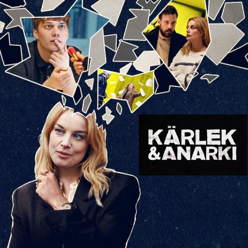 «Любовь и анархия» (2020) сериал poster