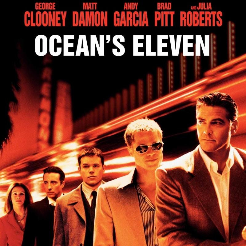 «Одиннадцать друзей Оушена» (2001) постер