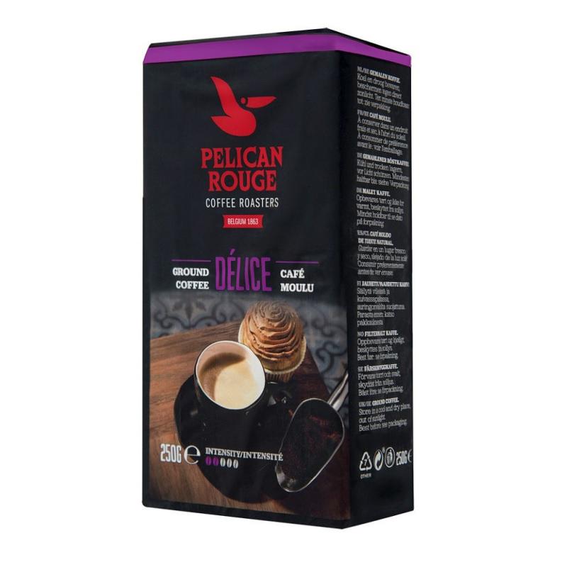 Кофе молотый Pelican Rouge Delice poster