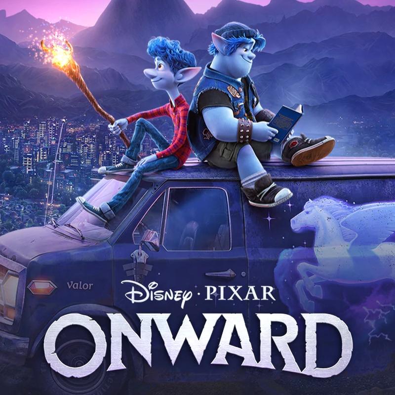 «Вперёд» (2020) постер