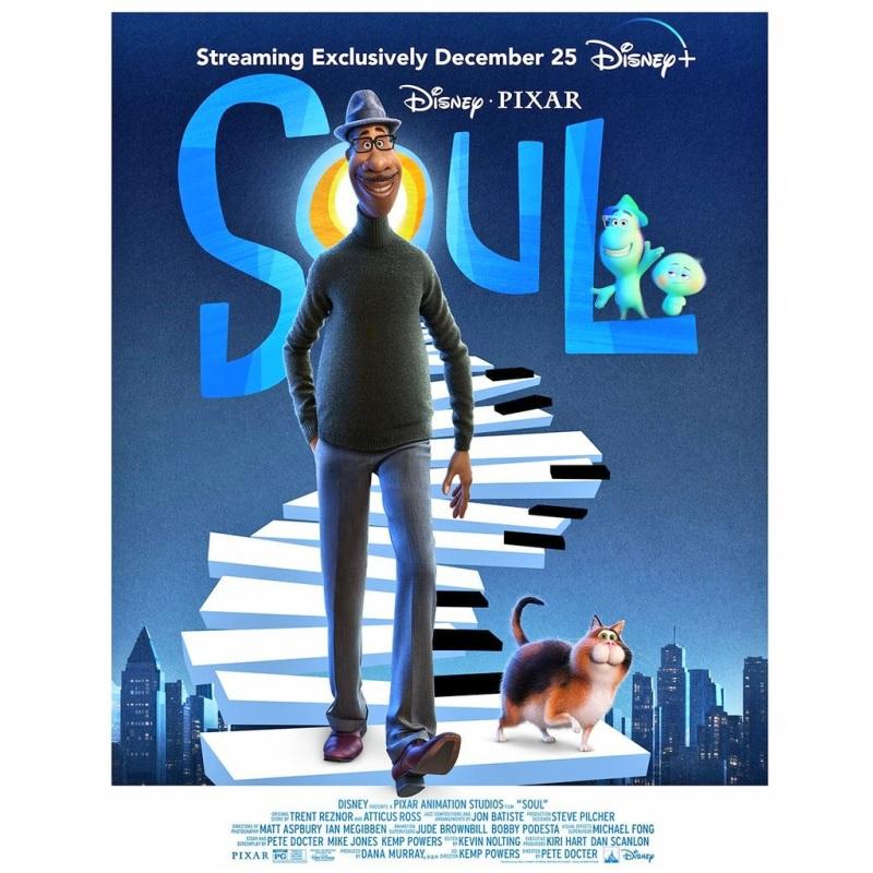 «Душа» (2020) poster