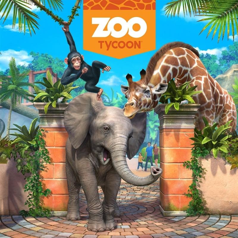 Zoo Tycoon (Xbox 360) poster