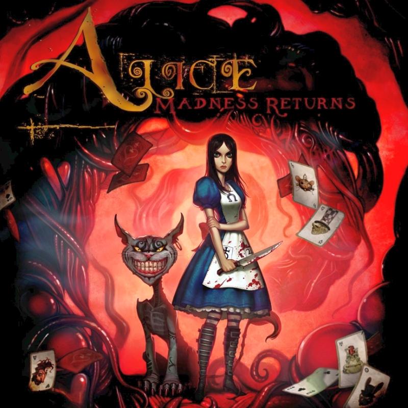 «Alice: Madness Returns» (Xbox 360) poster