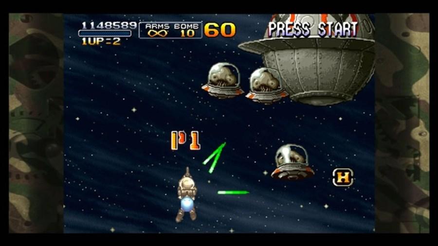 Скриншот из игры Metal Slug 3