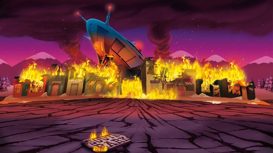 Скриншот из игры South Park: The Stick of Truth