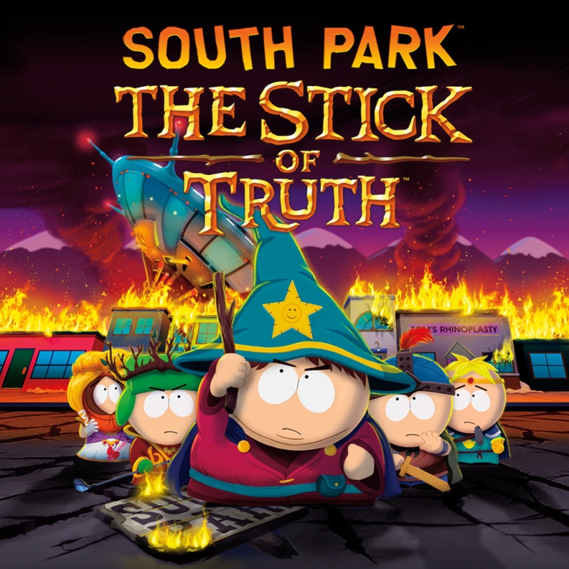 «South Park: The Stick of Truth» (Xbox 360) poster