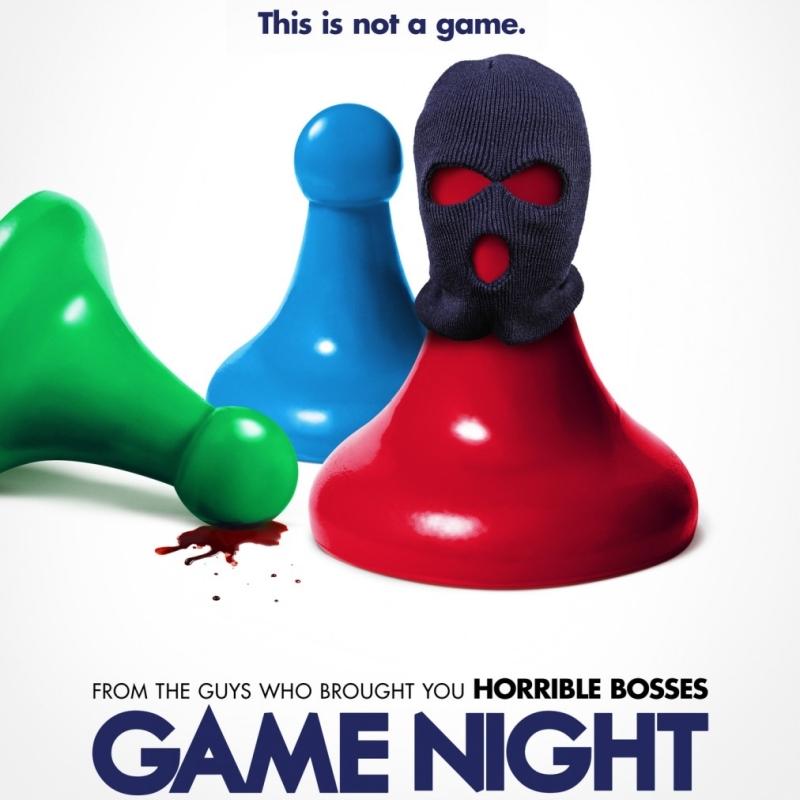 «Ночные игры (2018) poster