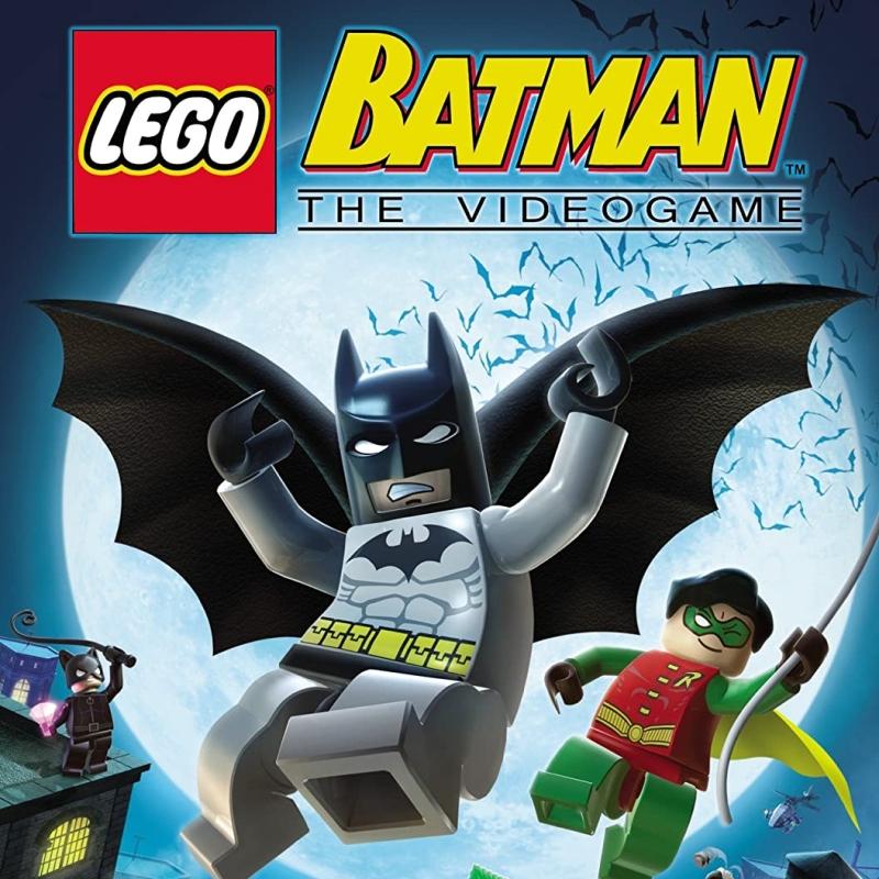 LEGO «Batman: The Videogame» (Xbox 360) poster
