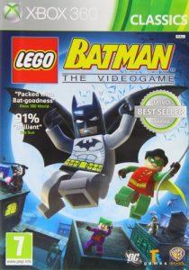 LEGO Batman: The Videogame (Xbox 360) постер