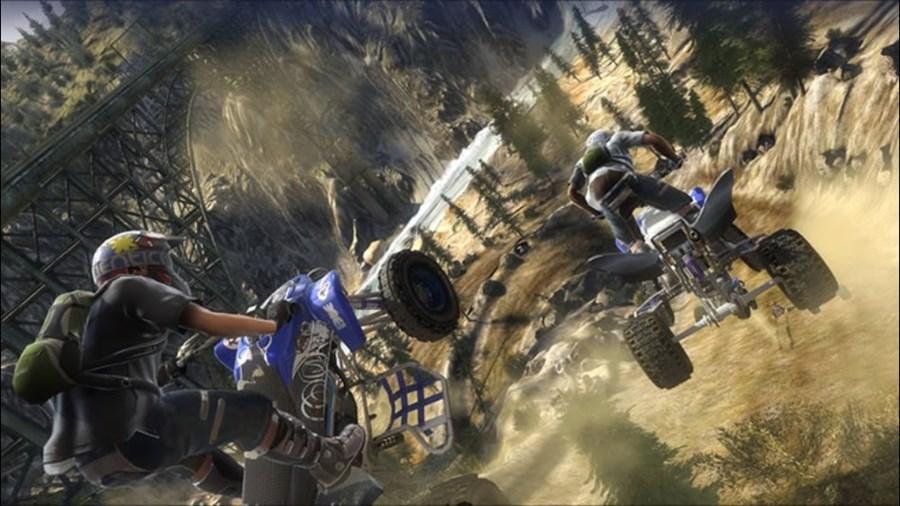 Скриншот из игры Pure