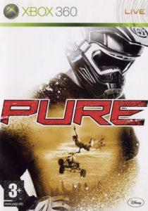 Pure (Xbox 360) постер