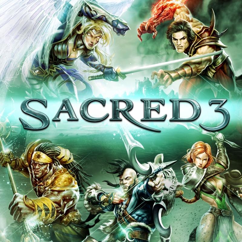 «Sacred 3» (Xbox 360) poster
