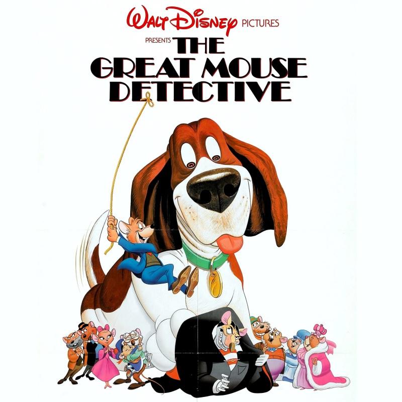«Великий мышиный сыщик» (1986) poster