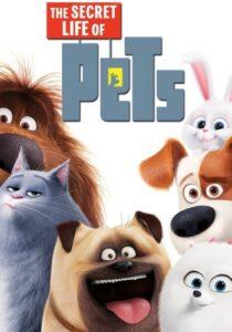 The Secret Life of Pets (2016) постер