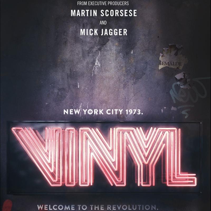 «Винил» (2016) poster