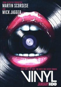 Vinyl (2016) постер