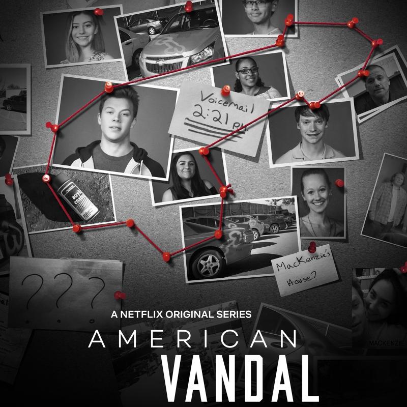 «Американский вандал» (2017) poster