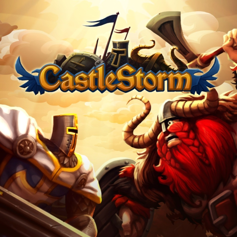 «CastleStorm» (Xbox 360) poster