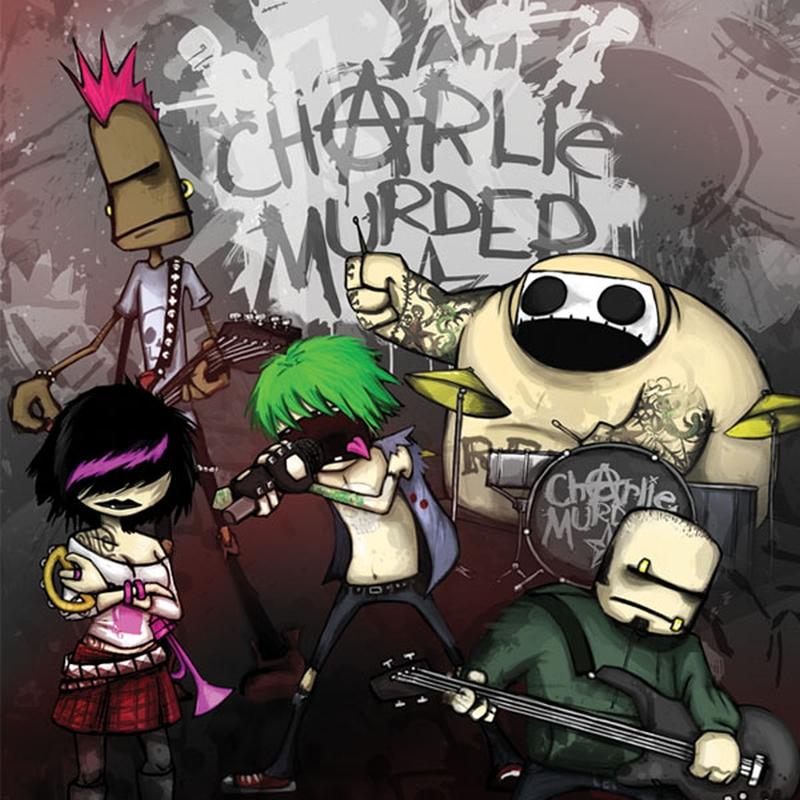 «Charlie Murder» (Xbox 360) poster
