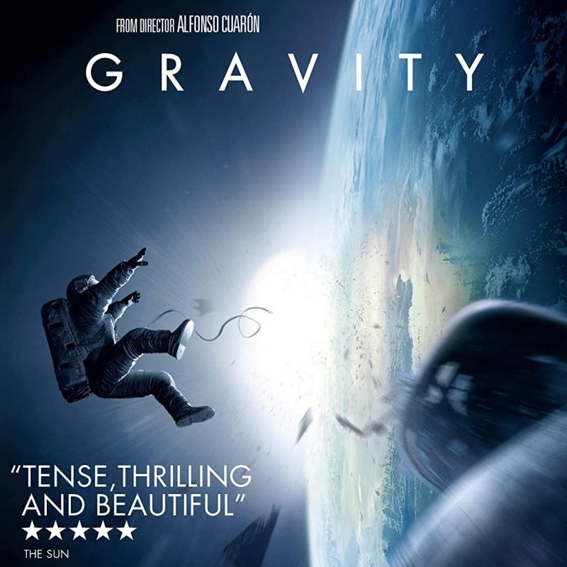 «Гравитация» (2013) poster