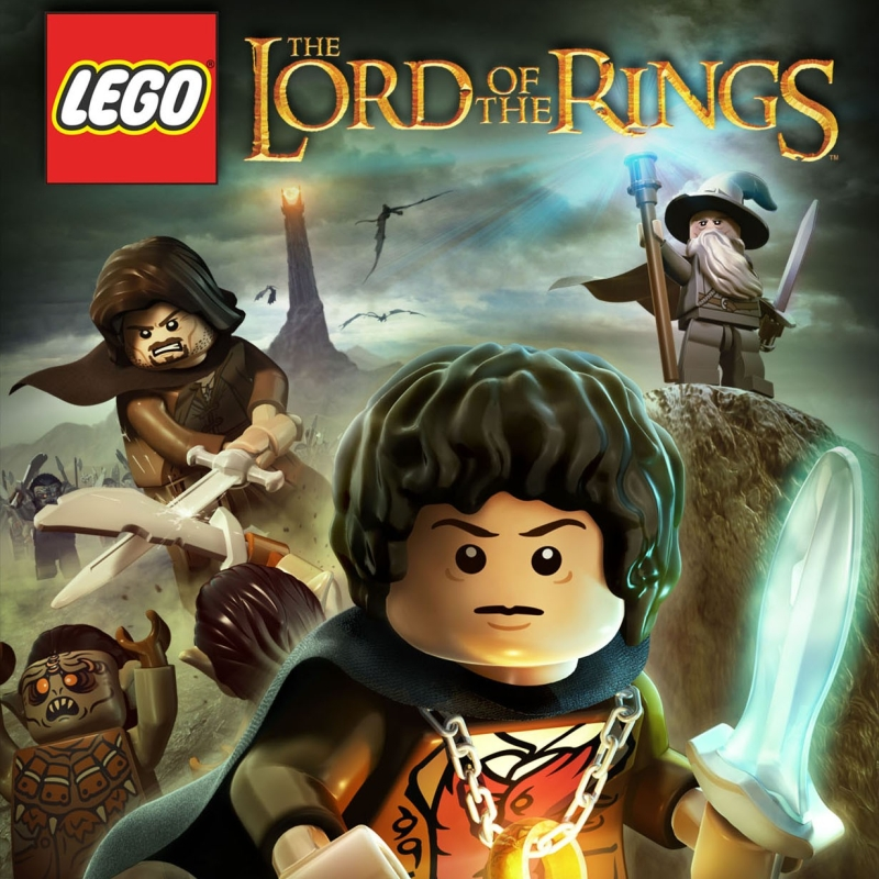 LEGO «The Lord of the Rings» (Xbox 360) poster