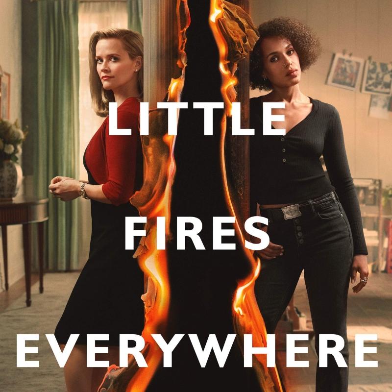 «И повсюду тлеют пожары» (2020) poster