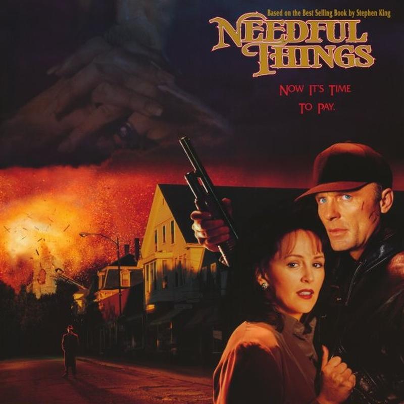 «Нужные вещи» (1993) poster