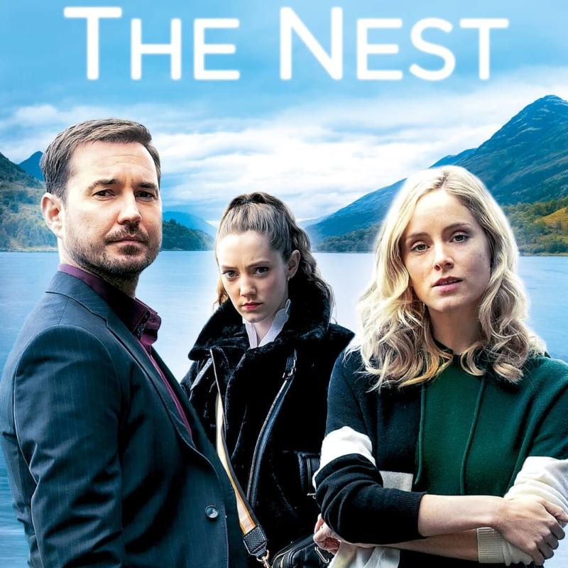 «Гнездо» (2020) poster