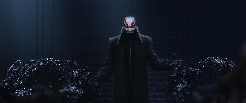 Кадр из мультфильма Big Hero 6 (2014)