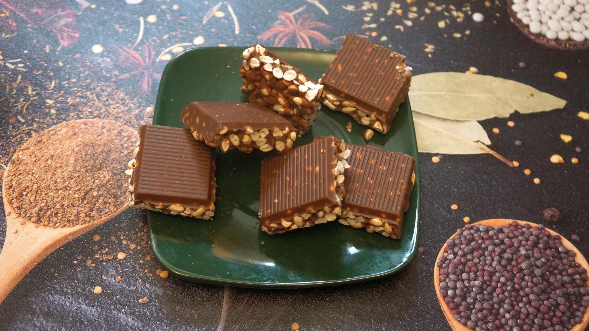 Шоколад Maitre Truffout Choc`n Rice