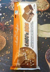 Шоколад Maitre Truffout Choc`n Rice постер