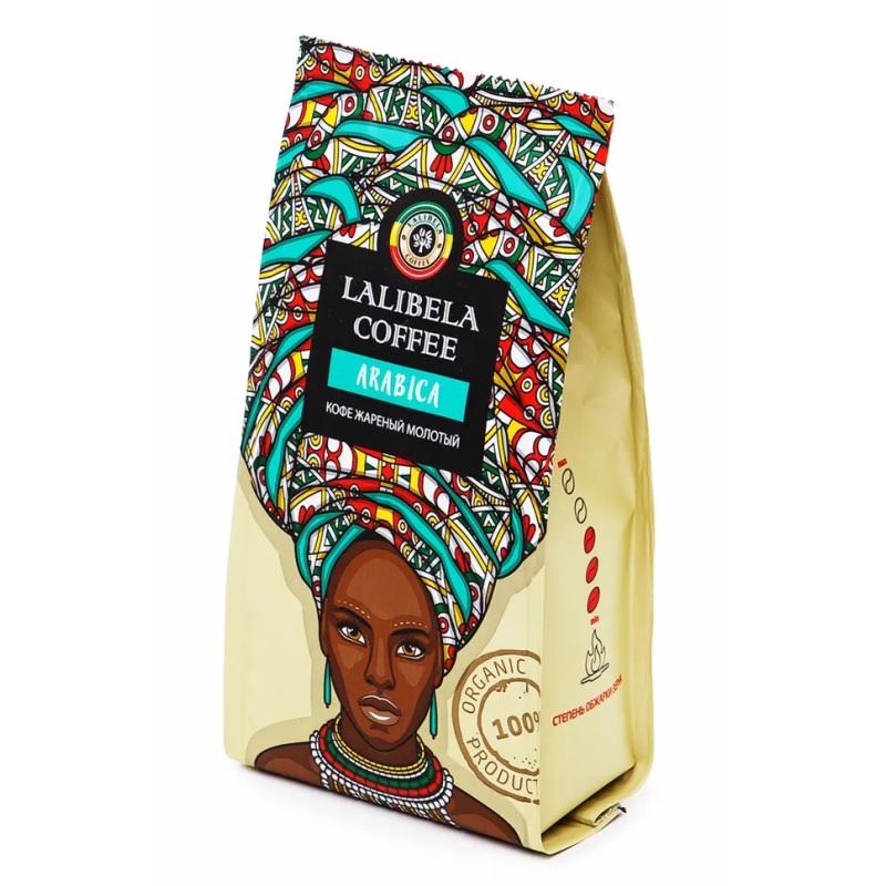 Кофе молотый Lalibela Coffee «Arabica» poster