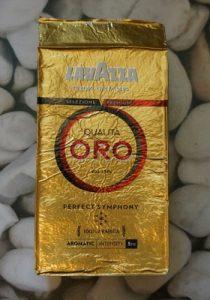 Кофе молотый Lavazza Qualita Oro Perfect Symphony постер