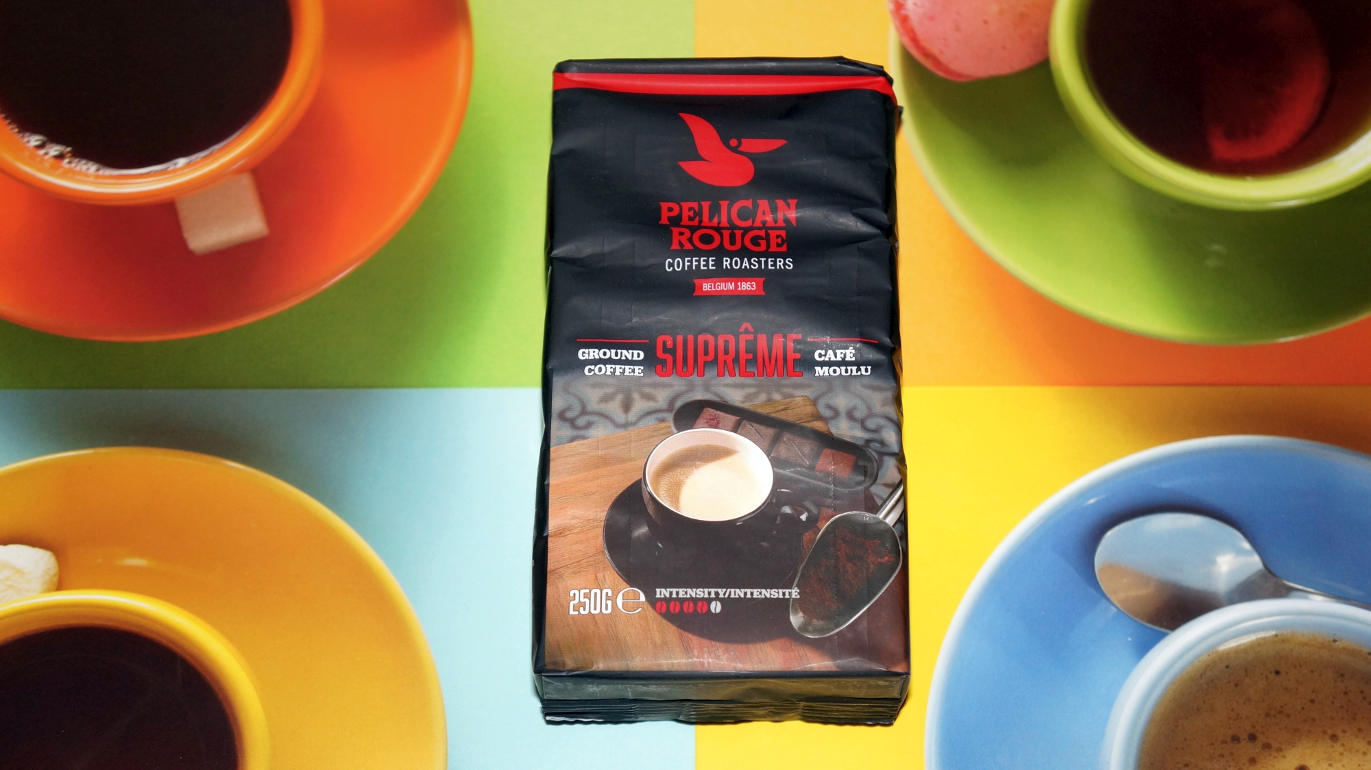 Кофе молотый Pelican Rouge Supreme