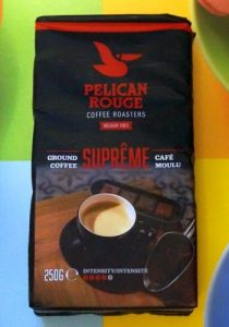 Кофе молотый Pelican Rouge Supreme постер