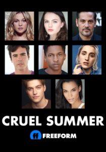 Cruel Summer (2021) постер