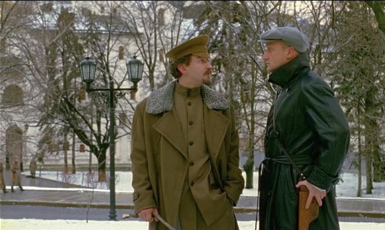 Кадр из сериала Есенин (2005)