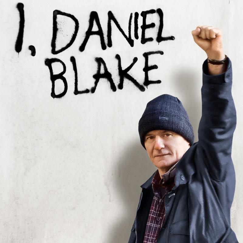 «Я, Дэниел Блэйк» (2016) poster