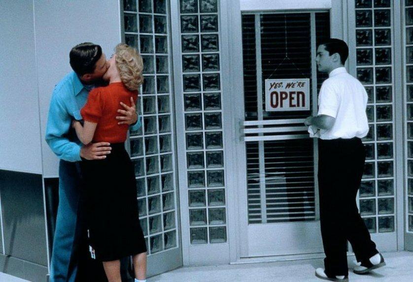 Кадр из фильма Pleasantville (1998)